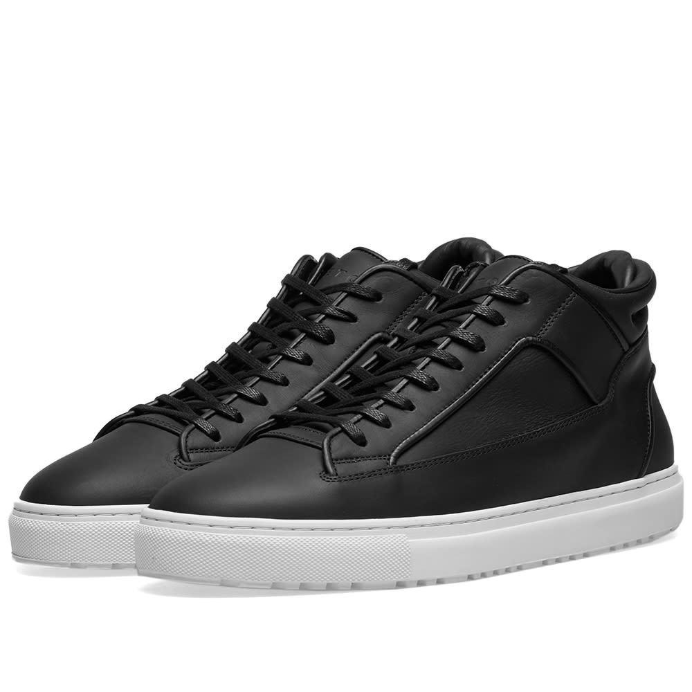 Photo: ETQ. Mid 2 Sneaker Black