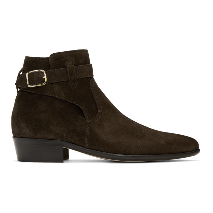 Photo: Paul Smith Brown Suede Dylan Boots