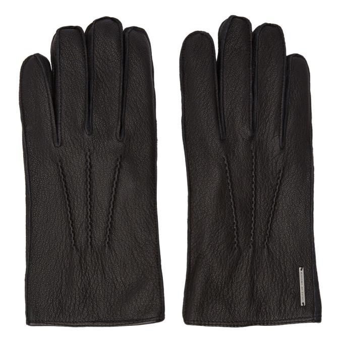 Photo: Tiger of Sweden Black Gustave Gloves