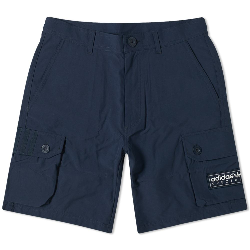 Adidas SPZL Aldwych Cargo Short Navy