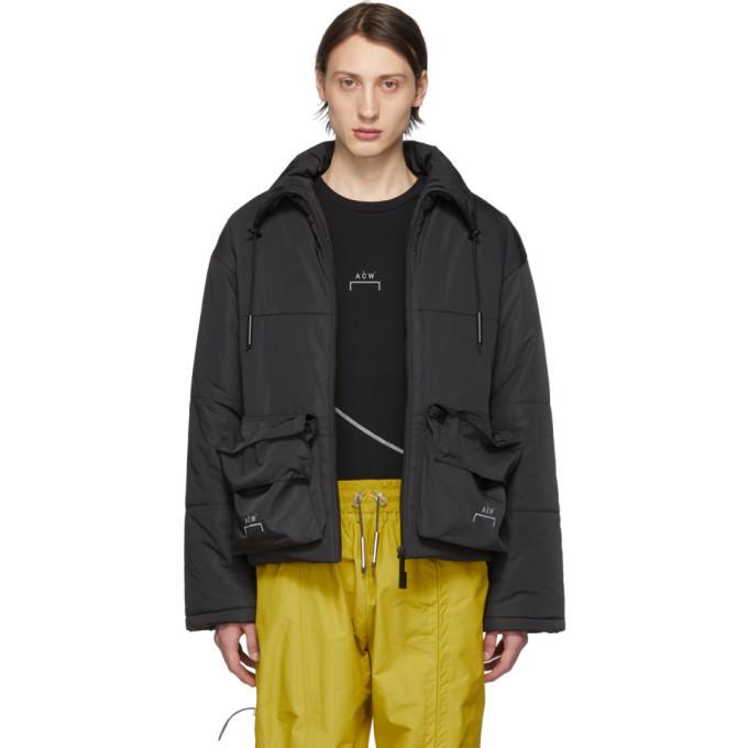 Photo: A-Cold-Wall* Black Puffa Jacket