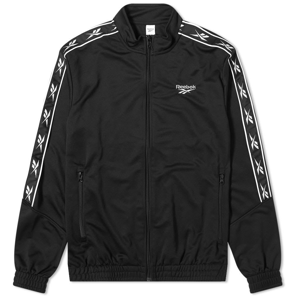 Photo: Reebok  Vector Tape Track Jacket