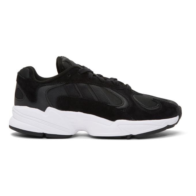 Photo: adidas Originals Black Yung-1 Sneakers