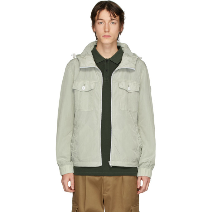 Photo: Boss Grey ODEAR1-D Fabric Jacket