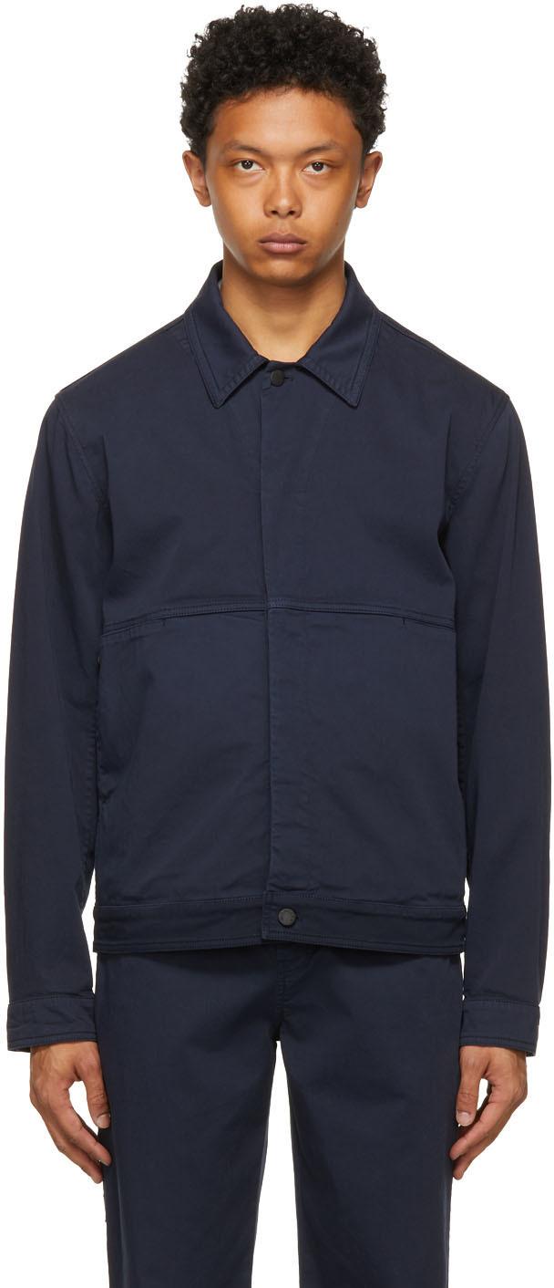 Photo: Moncler Genius Navy Craig Green Edition Coleonyx Jacket