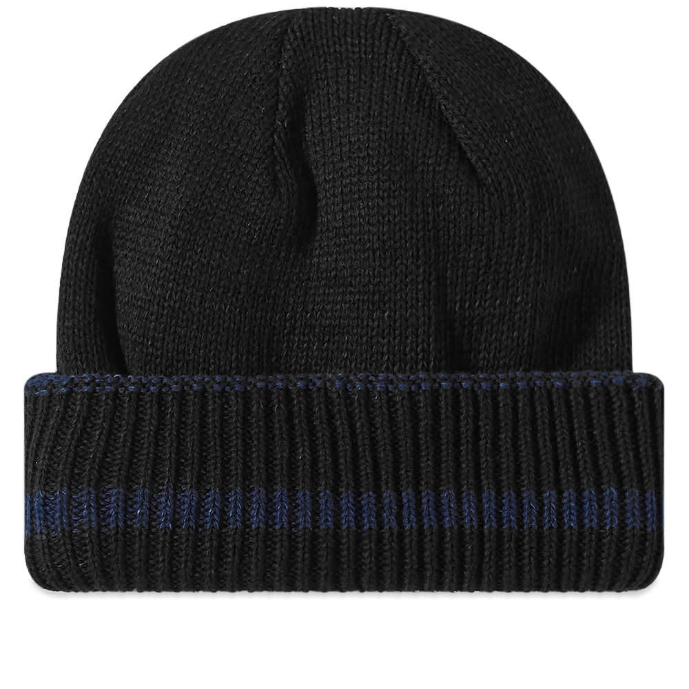 Photo: Blue Blue Japan Reversible Knitted Cap