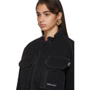 NAPA by Martine Rose Black A-Lynx Jacket