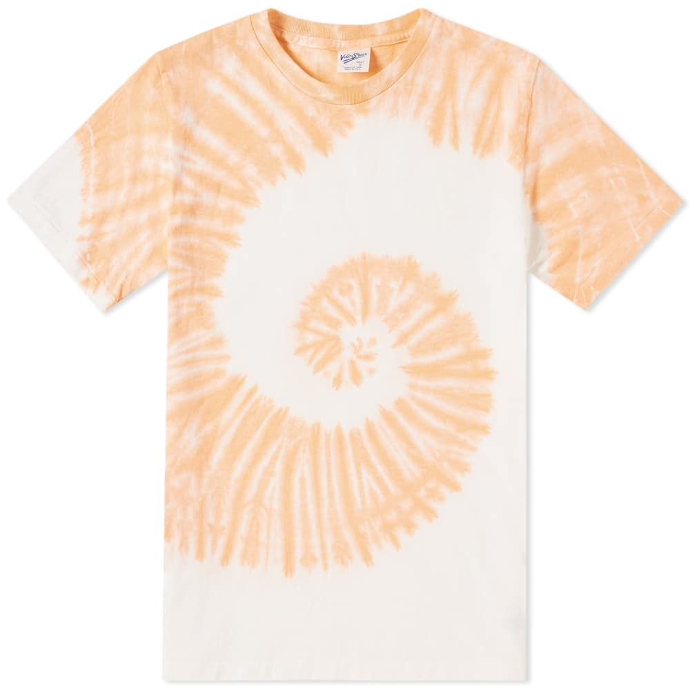 Photo: Velva Sheen Tie Dye Tee Orange