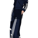 adidas Originals by Danielle Cathari Blue Deconstructed Lounge Pants