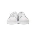 adidas Originals White Continental 80 Sneakers