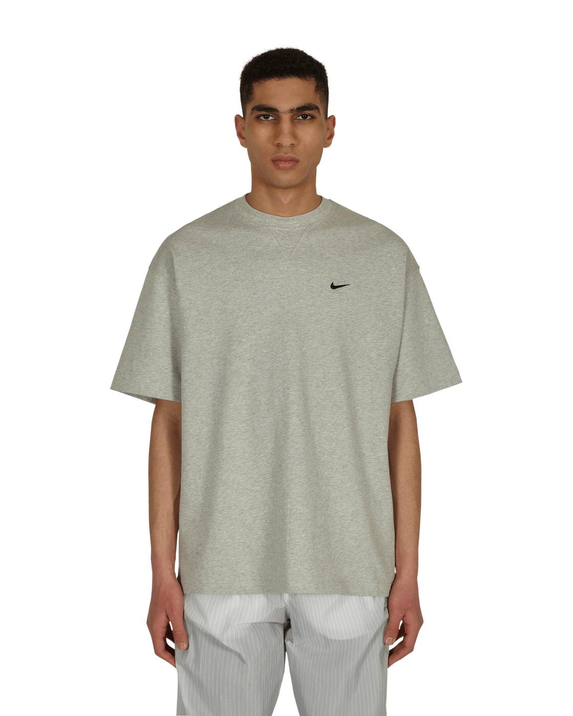 Nike Special Project Kim Jones T Shirt Grey Heather