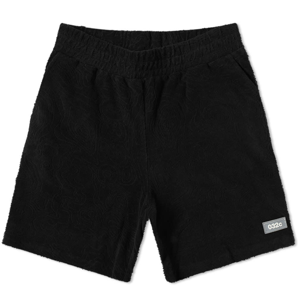 Photo: 032c Topos Shaved Terry Short