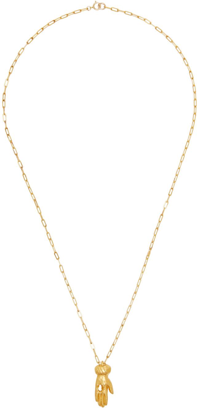 Photo: Alighieri Gold 'The Curator' Necklace