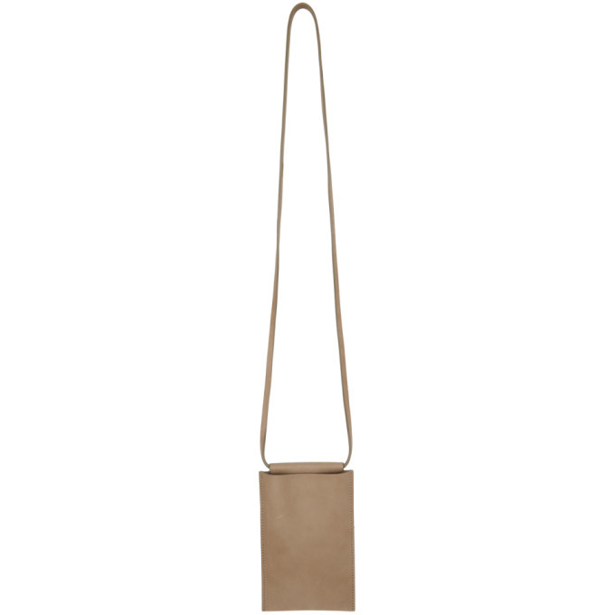Photo: Building Block Taupe Large iPhone Sling Pouch