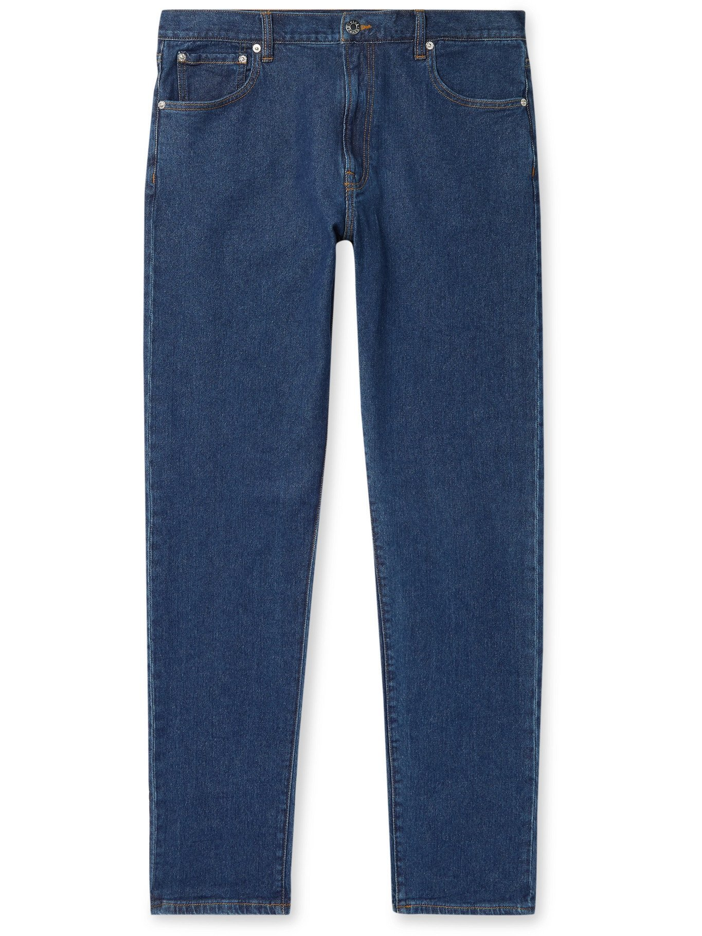 Photo: CLUB MONACO - Slim-Fit Denim Jeans - Blue - UK/US 30