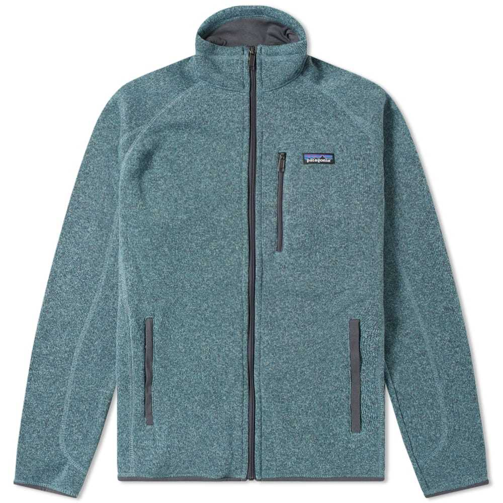 Photo: Patagonia Better Sweater Jacket Blue