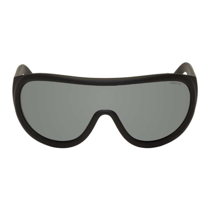 Photo: Moncler Black ML 0106 Sunglasses