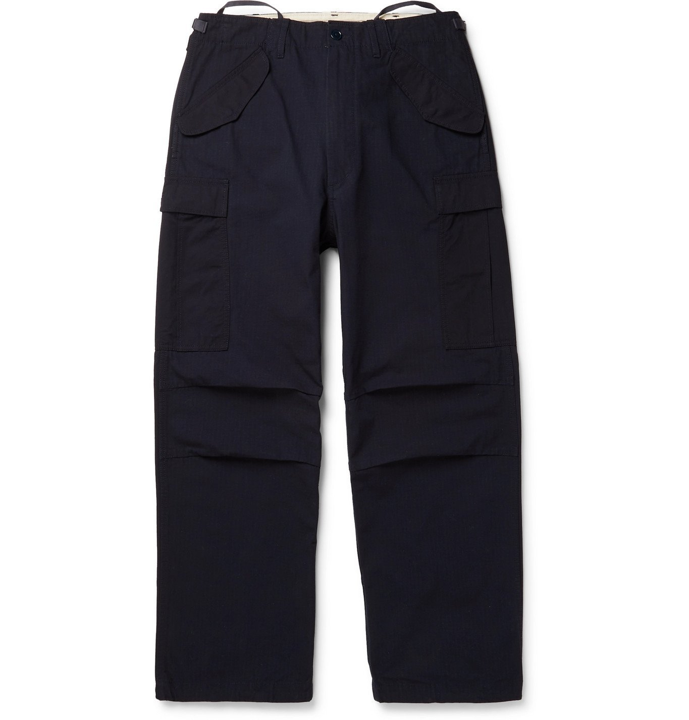 Photo: nanamica - CORDURA Ripstop Cargo Pants - Blue