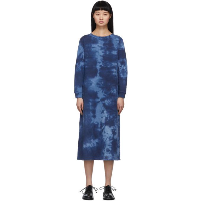 Photo: Blue Blue Japan Blue Tie-Dye Dress