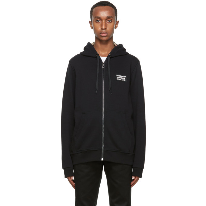Photo: Burberry Black Hove Hoodie