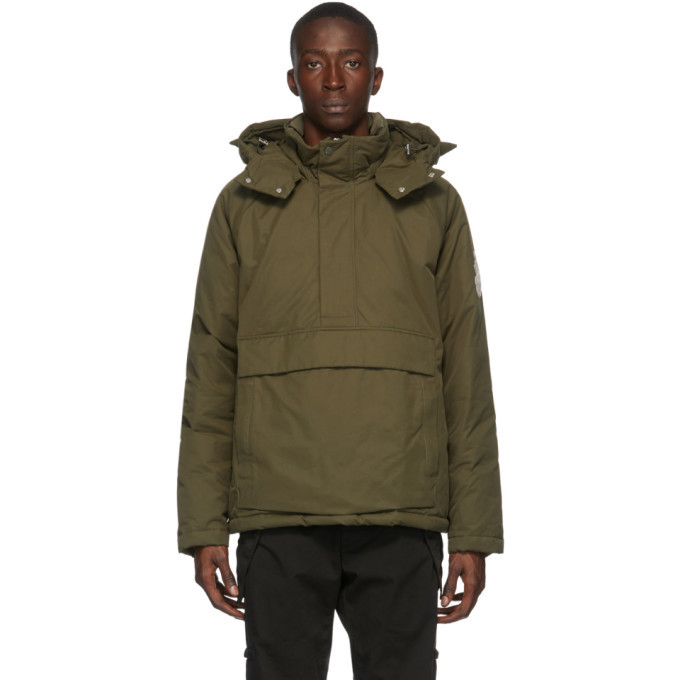 Photo: Moncler Genius Green JW Anderson Edition Holyrood Down Jacket