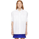 Nina Ricci White Poplin Shirt