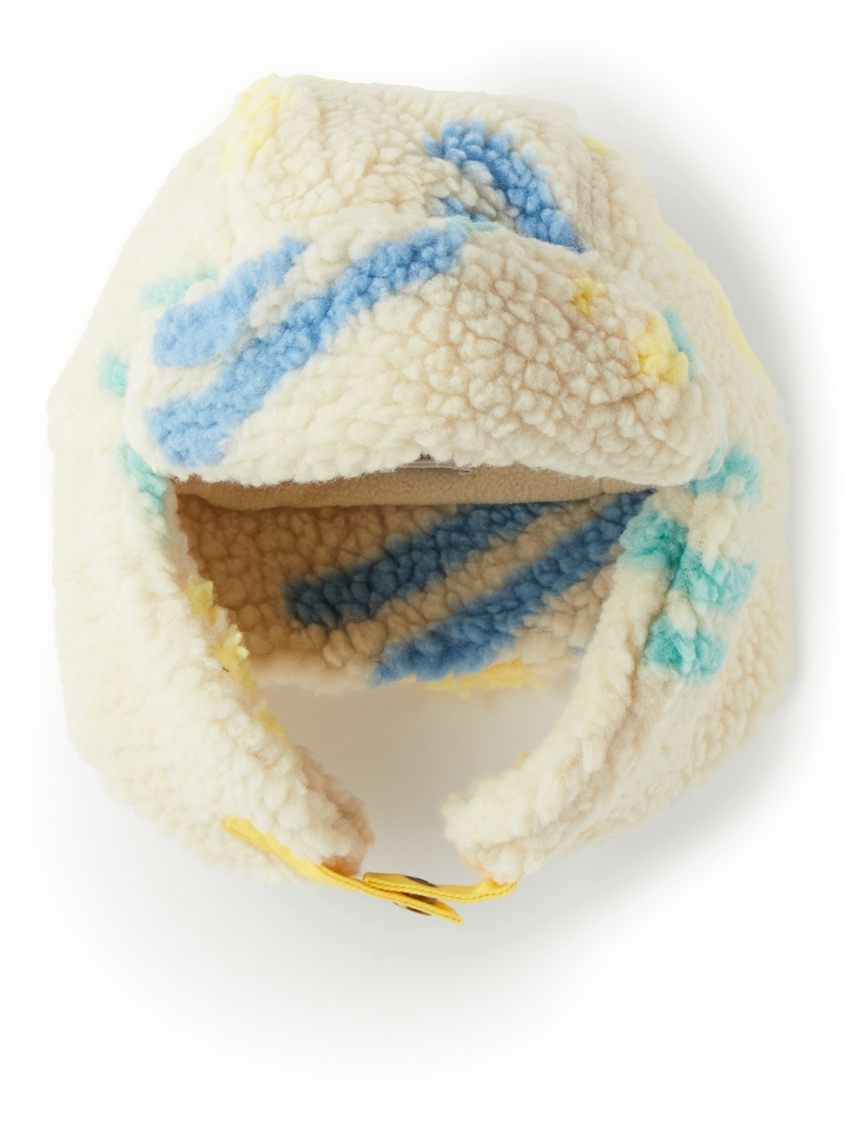 Photo: Bobo Choses Baby Off-White Sherpa Chapka Hat