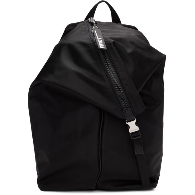 Photo: Neil Barrett Black Large Diagonal Backpack