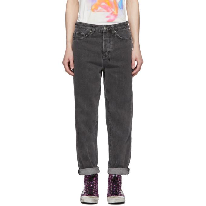 Ksubi Grey Bullet Cement Jeans