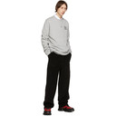 Raf Simons Grey Nomophobic Sweatshirt
