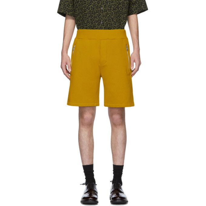 Photo: Marni Yellow Sweat Shorts