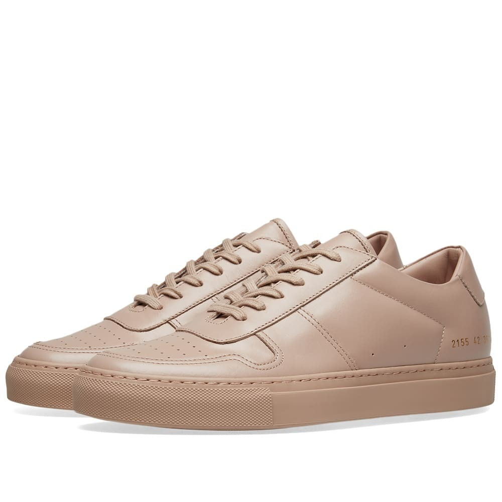 Common Projects B-Ball Low Dusty Pink