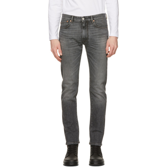Photo: Belstaff Black Slim Longton Jeans