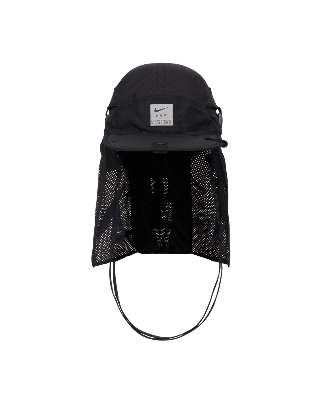 Photo: Nike Special Project Mmw Nrg Aw84 Cap Black
