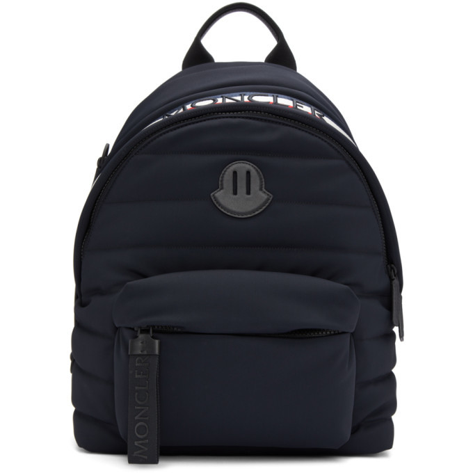 Photo: Moncler Black Soft Shell Pelmo Backpack