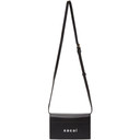 Sacai Black Shopper Wallet Bag