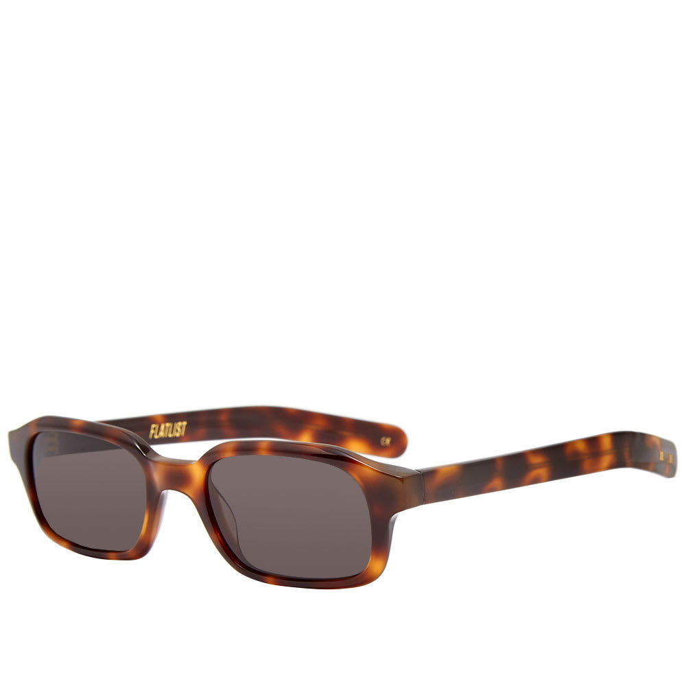 Photo: Flatlist Hanky Sunglasses Tortoise & Solid Black