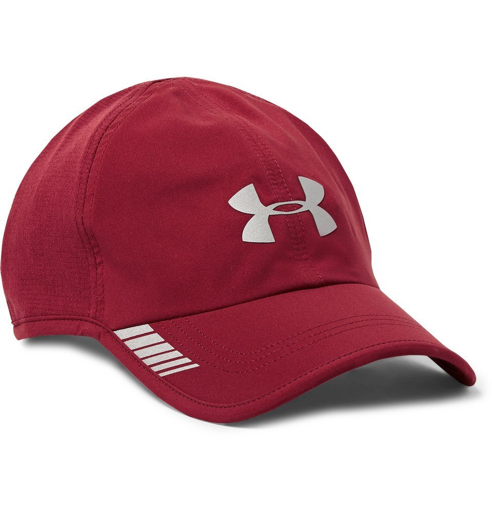 Photo: Under Armour - Launch ArmourVent Baseball Cap - Red