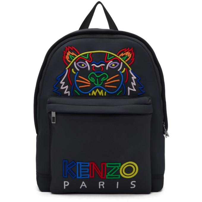 Photo: Kenzo Grey Tiger Backpack