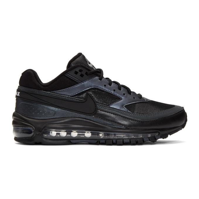 Photo: Nike Black Air Max 97/BW Sneakers