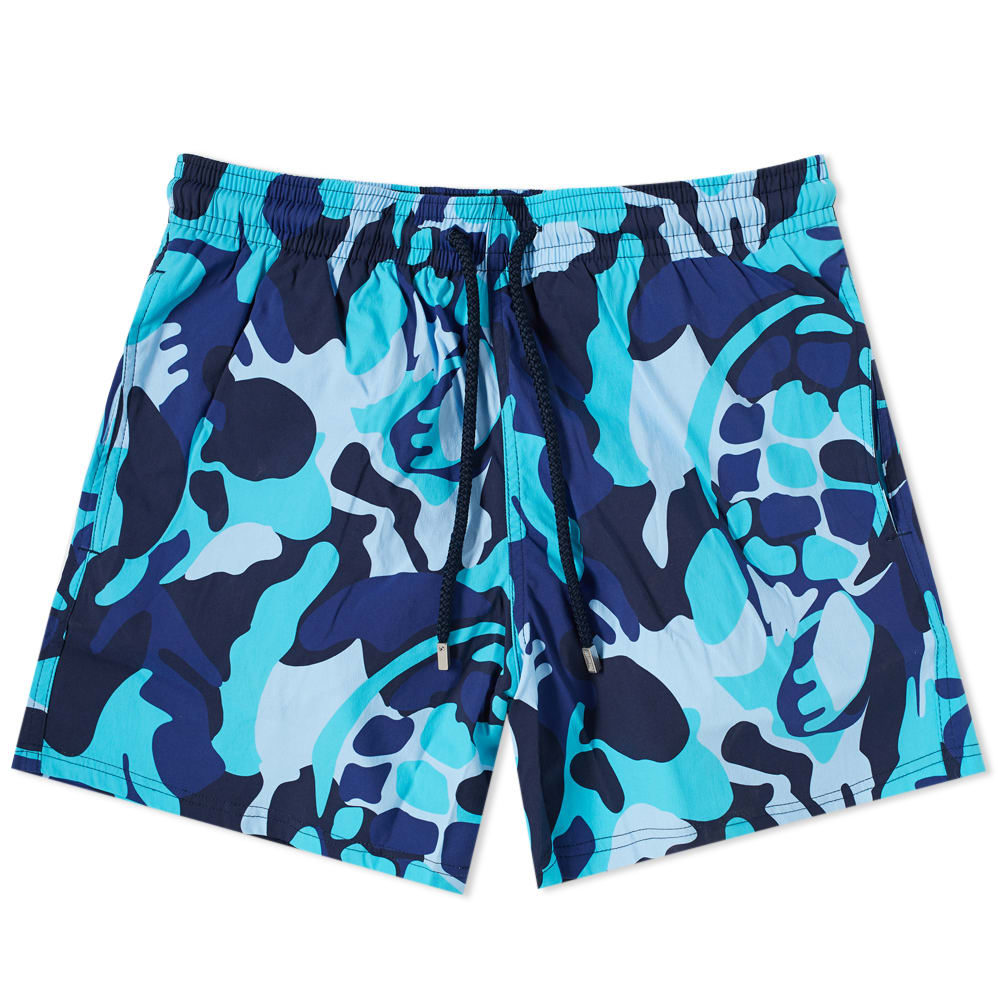 Photo: Vilebrequin Moorise Swim Short Blue