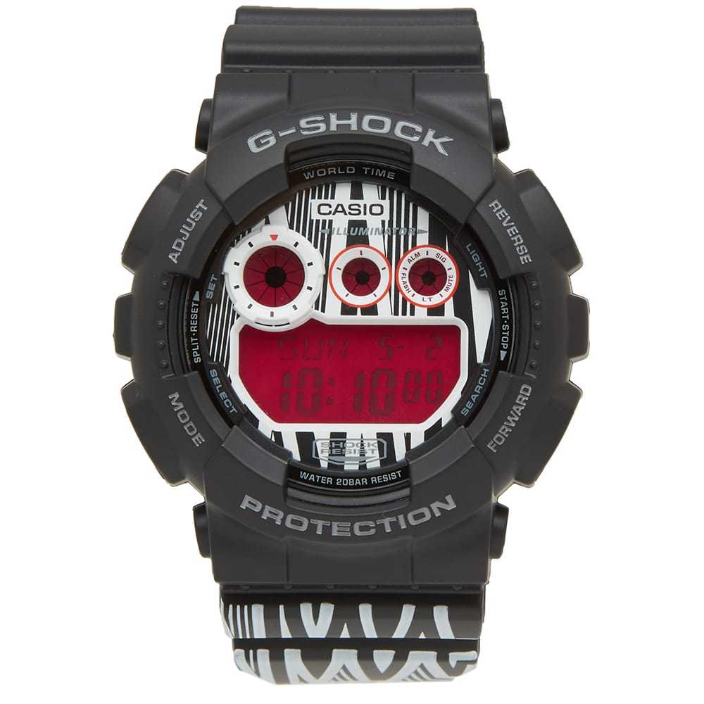 Photo: Casio G-Shock x Marok GD-120LM-1AER Watch