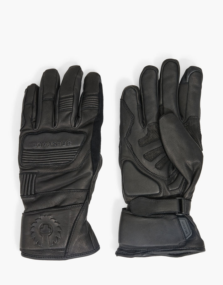 Photo: Belstaff Corgi Motor Gloves Black