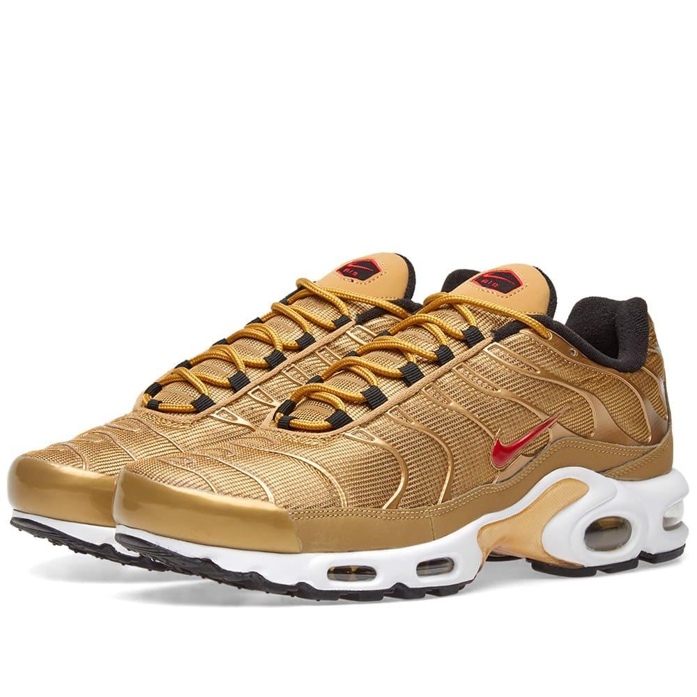 Nike Air Max Plus QS Gold Nike