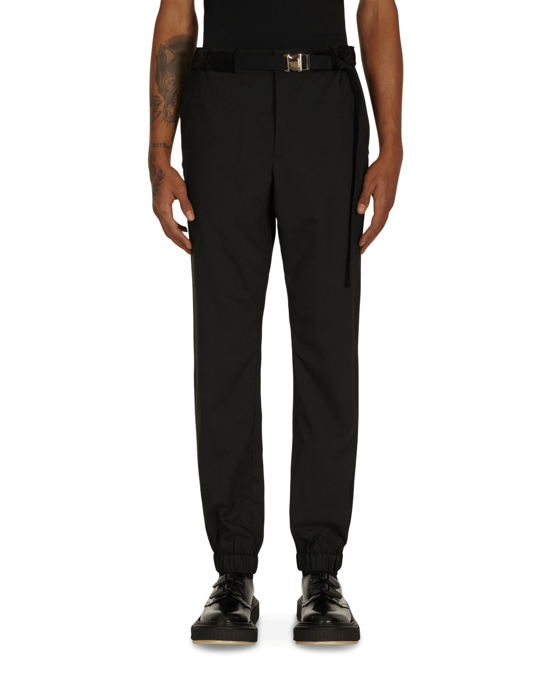 Sacai Suiting Trousers Black
