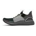 adidas Originals Grey and Green Ultraboost 19 Sneakers