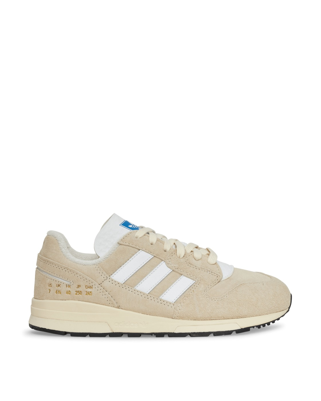 Photo: Adidas Originals Zx 420 Sneakers Cream White