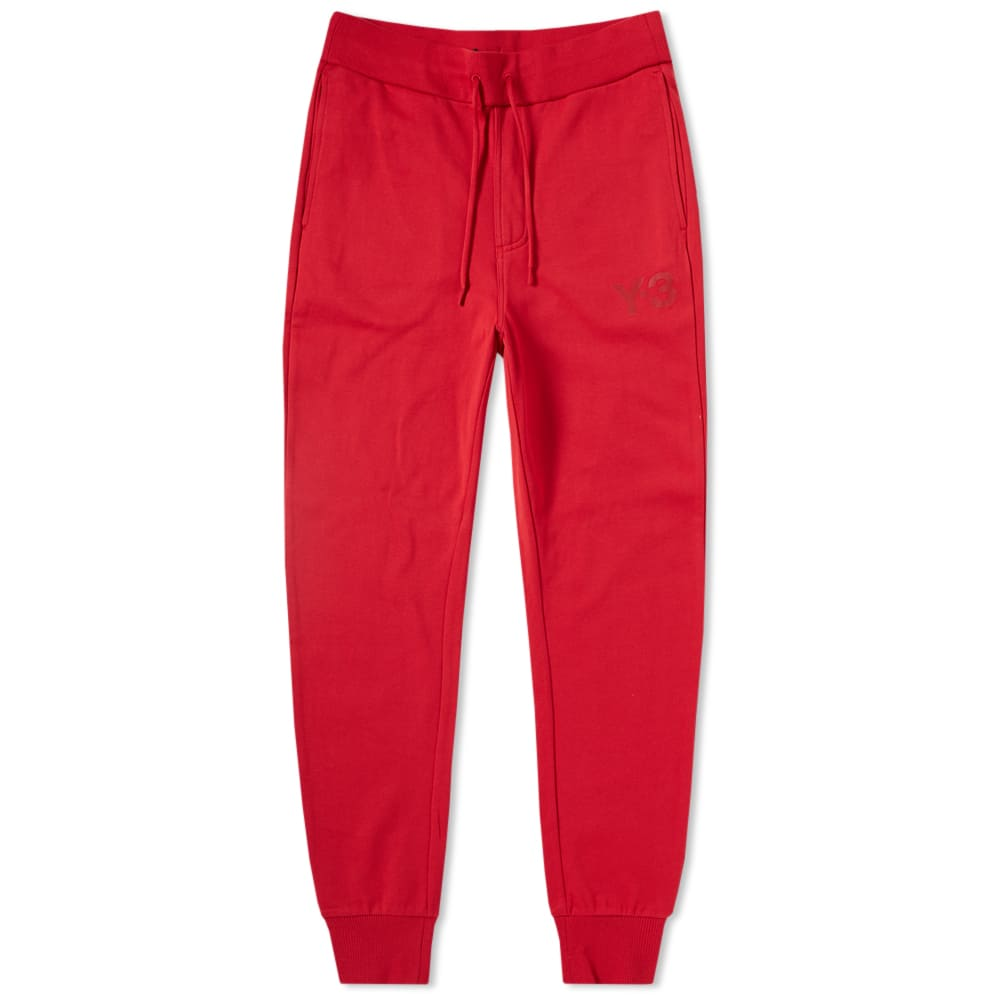 Y-3 Classic Sweat Pant Red