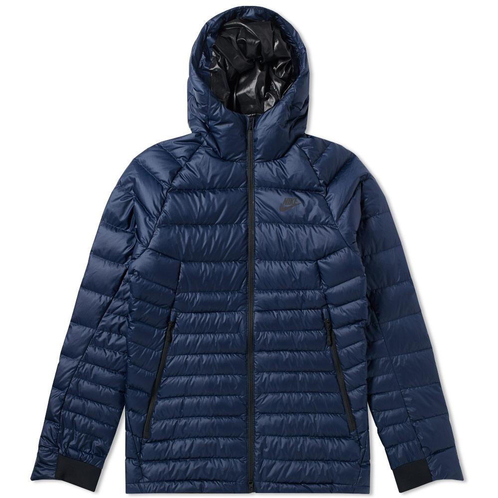 Nike Guild Hooded Down Jacket