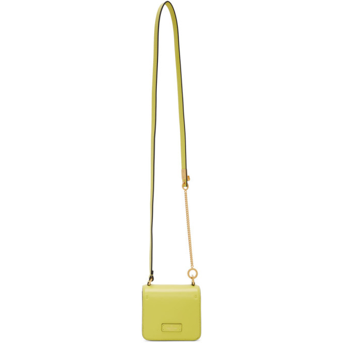 Valentino Green Valentino Garavani Mini VSling Shoulder Bag